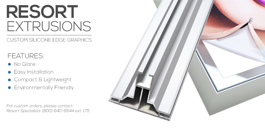 Resort Extrusions