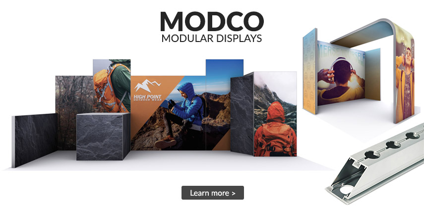 Modco Modular Displays