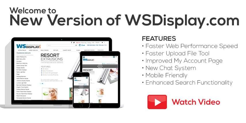 New Version of Website