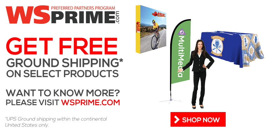 WS Prime - Free Shipping Program