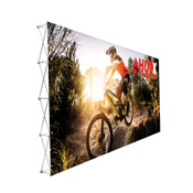 20'x10' RPL Fabric Pop Up Display