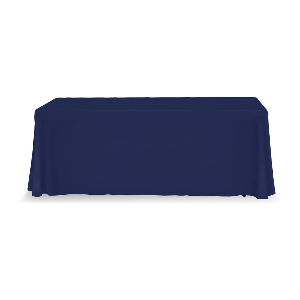 Table throw stock 6 ft 3 sided no print for Table th row group