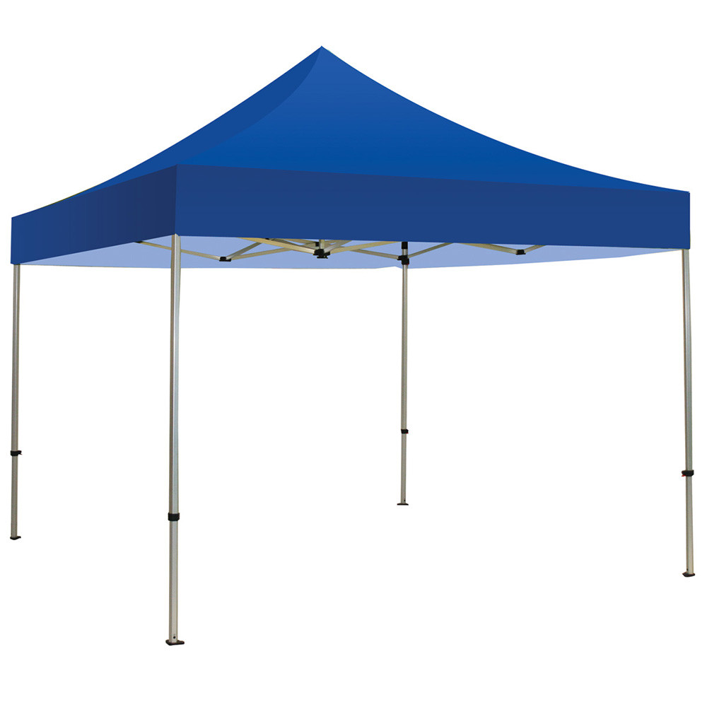 10 Foot Tent : Casita canopy tent ft stock blue blank package