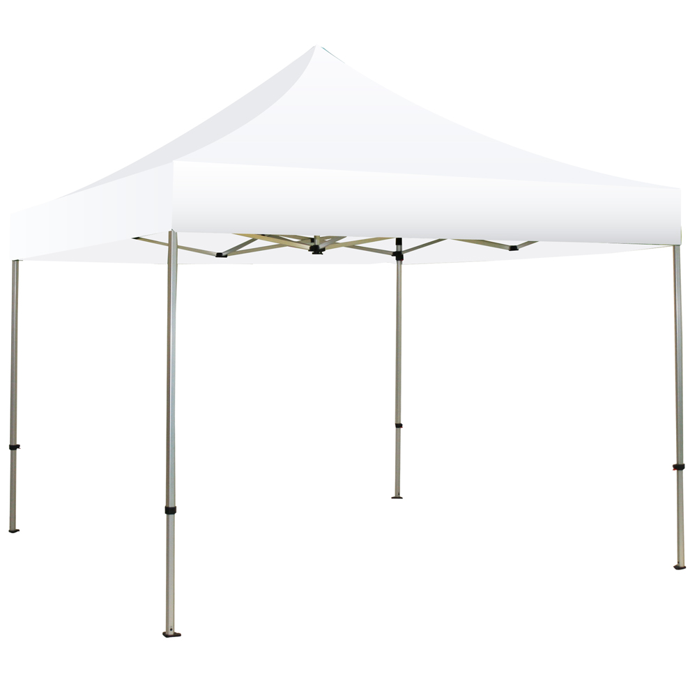 Casita Canopy Aluminum Tent 10 ft. Stock White Blank Package (Hardware and )  sc 1 st  Wsdisplay : no white tent - memphite.com
