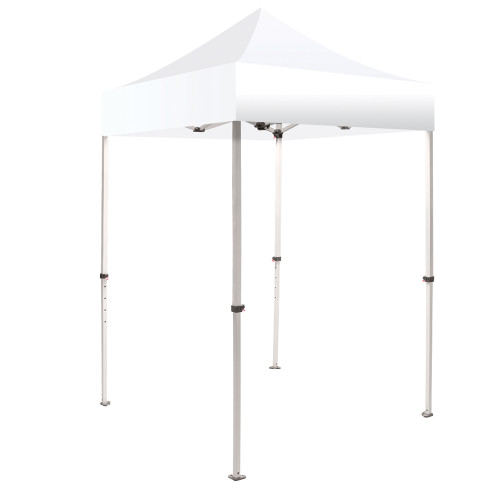 Casita Canopy Tent 5 Ft Stock White Frame Blank