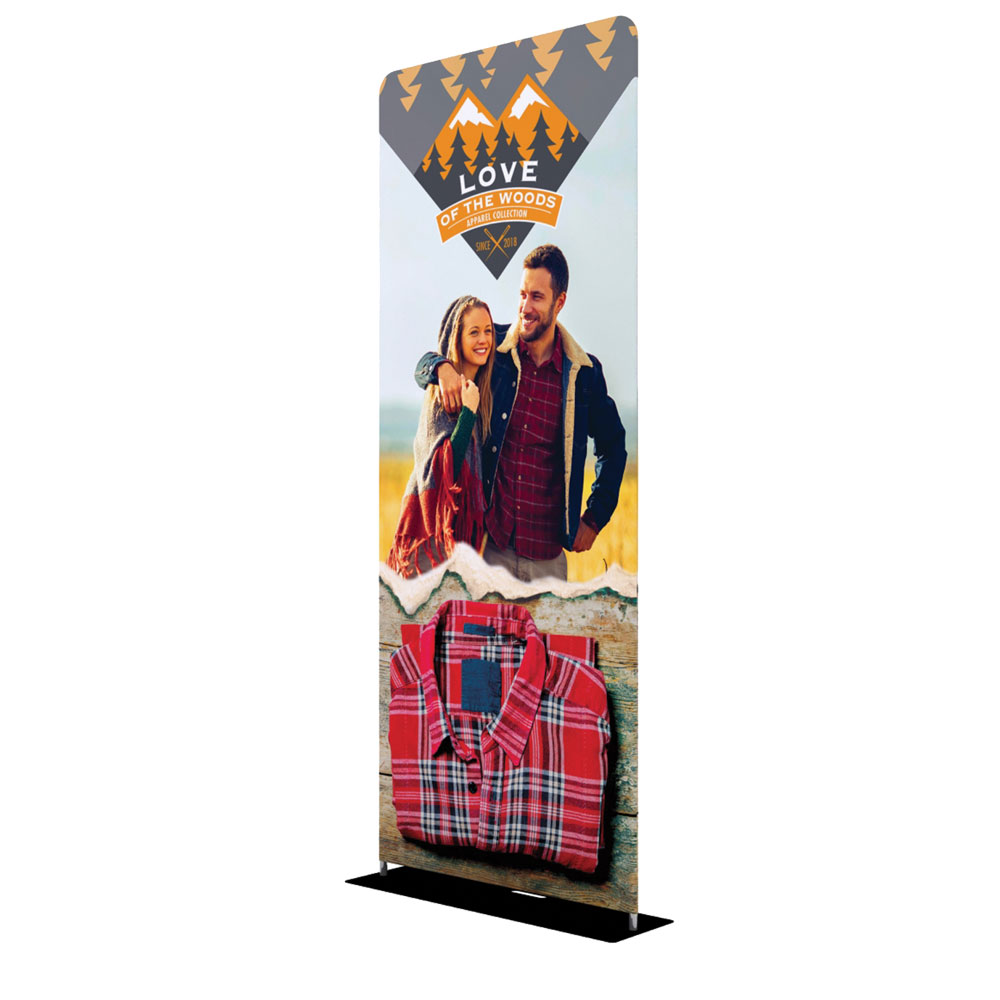 Personalized VAIL 40D 4 x 10 Single-Sided Graphic Package