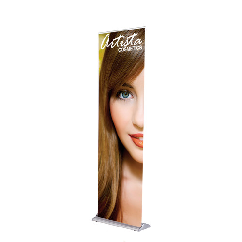 "Silverstep 24"" Retractable Banner"